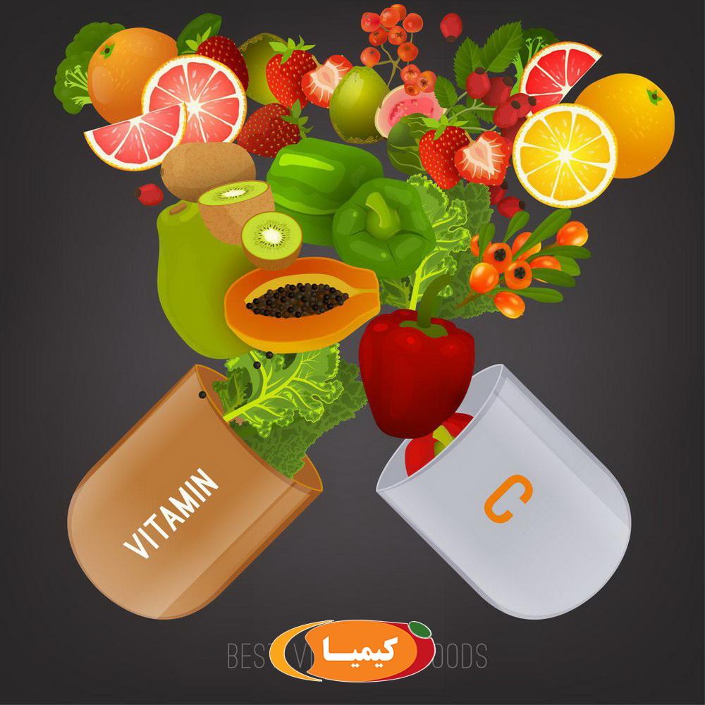 ویتامین های گروه C